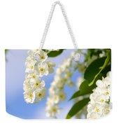 Choke Cherry In Bloom Weekender Tote Bag