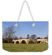 Chollerford Bridge Weekender Tote Bag
