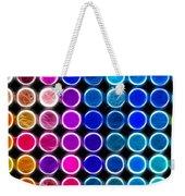 Choose A Color Weekender Tote Bag