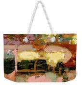 Chopped Liver Weekender Tote Bag