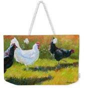 Chorus Girls  Weekender Tote Bag