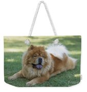 Chow Chow Dog Weekender Tote Bag