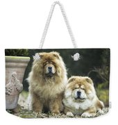 Chow Chow Dogs Weekender Tote Bag