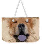 Chow Chow Weekender Tote Bag