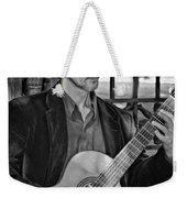 Chris Craig - New Orleans Musician Bw Weekender Tote Bag