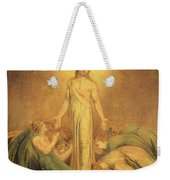 Christ Appearing To The Apostles After The Resurrection Weekender Tote Bag