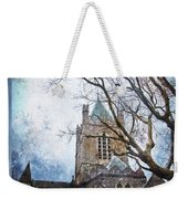 Christ Church Cathedral Dublin Weekender Tote Bag