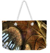 Christ Church Cathedral Roof Detail Weekender Tote Bag