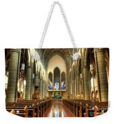 Christ Church Cathedral Victoria British Columbia Weekender Tote Bag