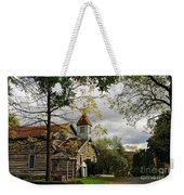 Christ Church Weekender Tote Bag