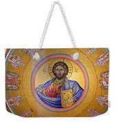 Christ Pantocrator -- No.4 Weekender Tote Bag