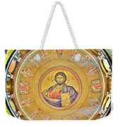 Christ Pantocrator -- Church Of The Holy Sepulchre Weekender Tote Bag