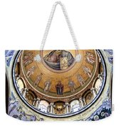 Christ Pantocrator -- No.5 Weekender Tote Bag