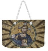 Christ Pantocrator Surrounded By The Prophets Of The Old Testament 1 Weekender Tote Bag