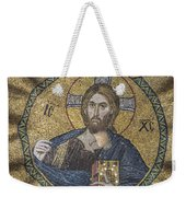 Christ Pantocrator Surrounded By The Prophets Of The Old Testament 2 Weekender Tote Bag