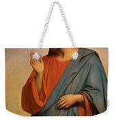 Christ Weeping Over Jerusalem Ary Scheffer Weekender Tote Bag