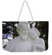 Christ With A Child Weekender Tote Bag