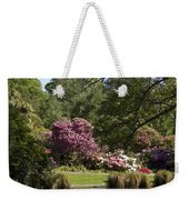 Christchurch Botanic Gardens New Zealand Weekender Tote Bag
