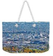 Christchurch City Weekender Tote Bag