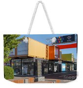Christchurch Restart Containers Weekender Tote Bag