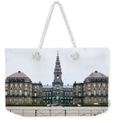 Christiansborg Slot Weekender Tote Bag