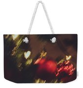 Christmas Abstract Vii Weekender Tote Bag