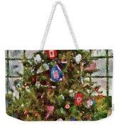 Christmas - An American Christmas Weekender Tote Bag
