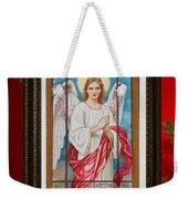 Christmas Angel Art Prints Or Cards Weekender Tote Bag