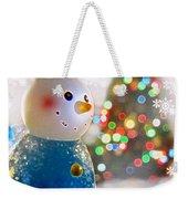 Christmas Blessings Weekender Tote Bag