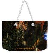 Christmas Bokeh 3 Weekender Tote Bag