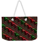 Christmas Cards And Phone Cases Weekender Tote Bag