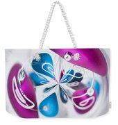 Christmas Chaos Weekender Tote Bag