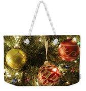 Christmas Cheer Weekender Tote Bag