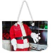 Christmas Clown Weekender Tote Bag