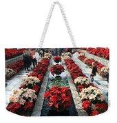 Christmas Color Weekender Tote Bag
