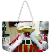Christmas Decor Weekender Tote Bag by Jon Berghoff