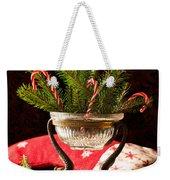 Christmas Decoration Weekender Tote Bag
