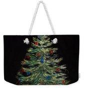 Christmas Eve Weekender Tote Bag