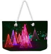 Christmas Hues Weekender Tote Bag