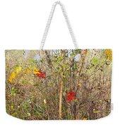 Christmas In Nature Weekender Tote Bag