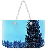 Christmas In The Valley Weekender Tote Bag