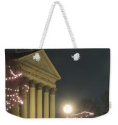 Christmas In Uptown Lexington 1 Weekender Tote Bag