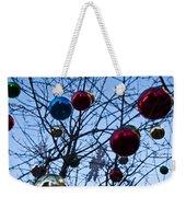 Christmas Is Looking Up This Year Weekender Tote Bag