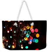 Christmas Magic Weekender Tote Bag