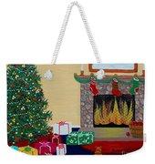 Christmas Memories Weekender Tote Bag