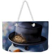 Christmas Nest Weekender Tote Bag