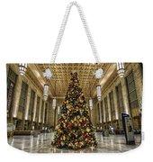 Christmas On 30th Street Weekender Tote Bag
