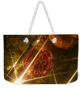 Christmas Ornaments 1 Weekender Tote Bag
