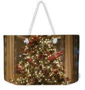Christmas Past Weekender Tote Bag