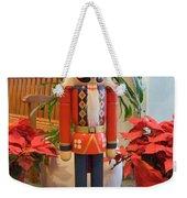 Christmas Sentinel  No 1 Weekender Tote Bag